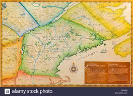 Map Of Quebec Canada by Canada Quebec Province Centre Du Quebec Region Odanak Abenaki
