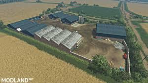 Shelby Farms Map Knuston Farm Map Major Extended Mod For Farming Simulator 2015