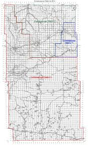 Ne Map Commissioner Districts Sheridan County Ne