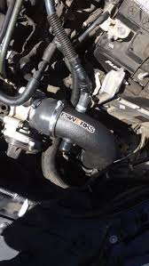 ford focus 2 0 duratec review fswerks green cool flo race air intake system ford focus duratec