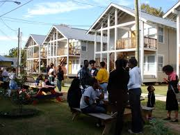 House Project by Social Safety Nets Project Row Houses