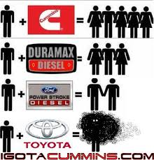 Cummins Meme - i m still duramax guy yet i do like cummins cummins pinterest