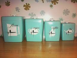 antique canisters kitchen vintage canister set by soleilshine on etsy 39 00 interior