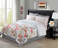 Black And White Bed Sheets Colormate Complete Bed Set Bree