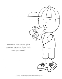 Hand Washing Coloring Sheet - 19 best microbes images on pinterest preschool ideas sick day