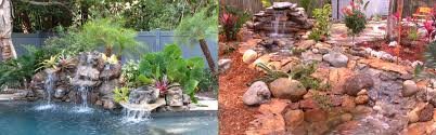 landscaping contractor in bradenton florida rock gardens