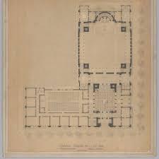 calisphere temple emanu el s f cal floor plan