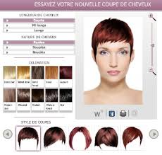 essayer coupe de cheveux en ligne tester coiffure en ligne gratuit ma coupe de cheveux