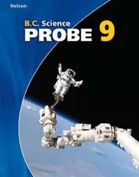 nelson b c science probe 9 student workbook barry ledrew jim