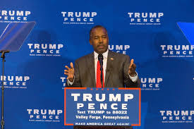 ben carson presidential bid ben carson compared s caign to news hits