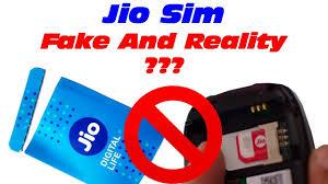 hindi jio ka afwah fake and reality of jio sim youtube