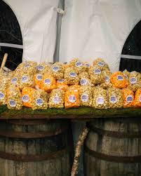Garretts Popcorn Wedding Favors by Real Wedding Lydia And Ben Harrodsburg Kentucky Martha