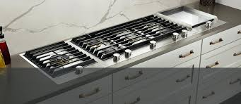 Ge Downdraft Gas Cooktop Kitchen Top Gas Cooktop With Downdraft Ventilation System 30 Inch