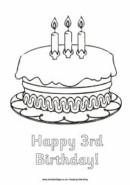 birthday coloring sheets birthday colouring pages