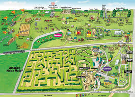 Pa State Game Lands Maps by Attractions Cherry Crest Adventure Farm