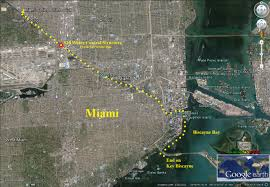 Google Map Miami by River Of Grass Canoe Expedition 2014 U2013 Miami River Canal Out To