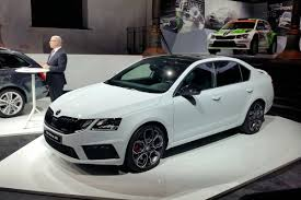 new 2017 skoda octavia vrs facelift prices and specs revealed