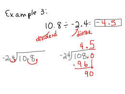 showme ordering fractions decimals and integers