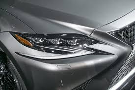lexus rx300 headlight by design 2018 lexus ls automobile magazine