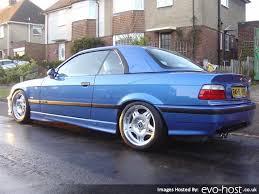 bmw e36 m3 estoril blue 1997 8 e36 bmw m3 evolution convertible in estoril blue page 1