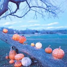 14 creative ways to use pumpkins in your fall wedding brit co