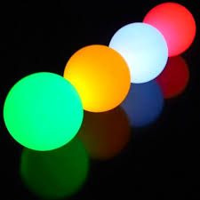 glow balls fng led glow juggling balls
