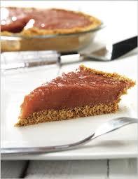 cuisiner la rhubarbe recettes santé nutrisimple tarte à la rhubarbe
