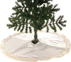 white tree skirt buy 58cm white silver tree skirt from our all christmas range tesco