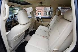 Toyota Land Cruiser Interior Toyota Land Cruiser Interior Autocar