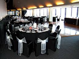 black chair covers black wedding chair covers wedding chair covers