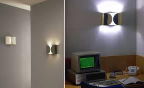flos wall light tilee modern gl wall sconce by marcello zilliani