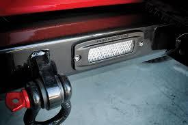 led bumper backup lights extended hours modern off road lighting tread magazine