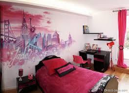 tapisserie chambre ado étourdissant papier peint pour ado fille et superbe tapisserie pour