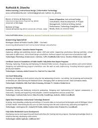 Game Warden Resume Examples by Instructional Designer Resume India Contegri Com