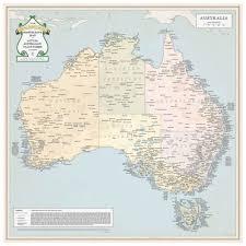 aus maps australia st g s marvellous map of actual australian place names st g s