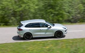 2013 Porsche Cayenne - 2013 porsche cayenne gts first drive motor trend