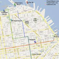 san francisco map cable car how to ride a san francisco cable car 6 easy steps san