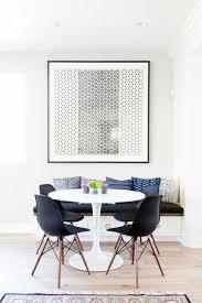 chaise et table de cuisine les 25 meilleures idées de la catégorie table ronde cuisine sur