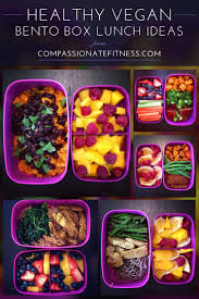 New Dinner Recipe Ideas Ongoing Project Documenting Healthy Vegan Bento Box Lunches New