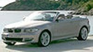 2008 bmw 1 series convertible 2008 bmw 1 series convertible overview motor trend