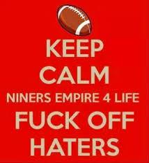 Fuck Life Meme - 22 meme internet keep calm niners empire 4 life fuck off haters