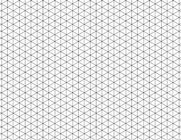 printable isometric paper a4 template isometric paper template graph dot a4 printable isometric