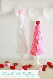 Valentines Home Decor Craft Ideas by 164 Best Valentine U0027s Day Decorating Images On Pinterest