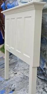 Headboard From Old Door by My Bedroom Old Doors For Headboard And Footboard Sidelights For