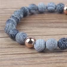 natural stone beaded bracelet images Shinus bracelet men strand beaded bracelets women chakra natural jpg