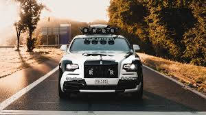 roll royce brasil crazy 810 hp rolls royce wraith has jet powered surfboard