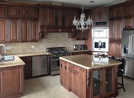 Maple Kitchen Cabinet Chocolate Maple Glazed Kitchen Cabinet Cream City Cabinets