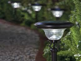 lighting solar powered security lights outdoor