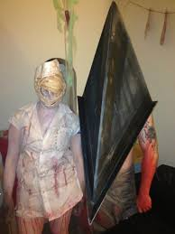 Pyramid Head Halloween Costume 31 Person Costumes Guaranteed Halloween Game