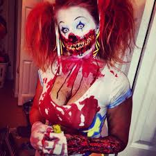 Scary Guy Halloween Costumes 25 Scariest Halloween Makeup Ideas Face Shared Slingpic